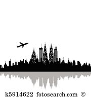 Skyscrapers Clipart Royalty Free. 20,883 skyscrapers clip art.
