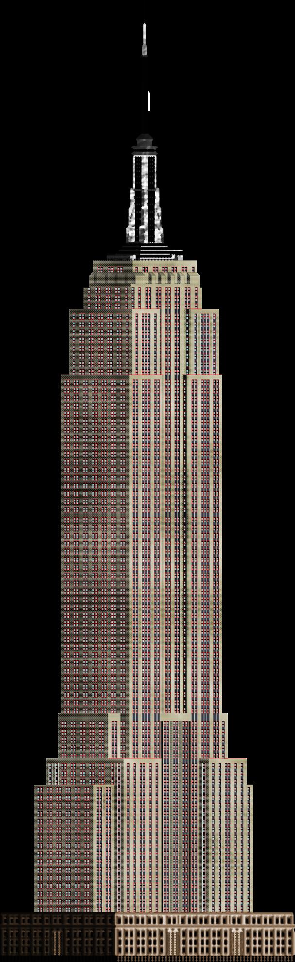 Skyscraper clipart.