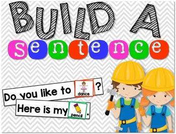 Build A Sentence!.