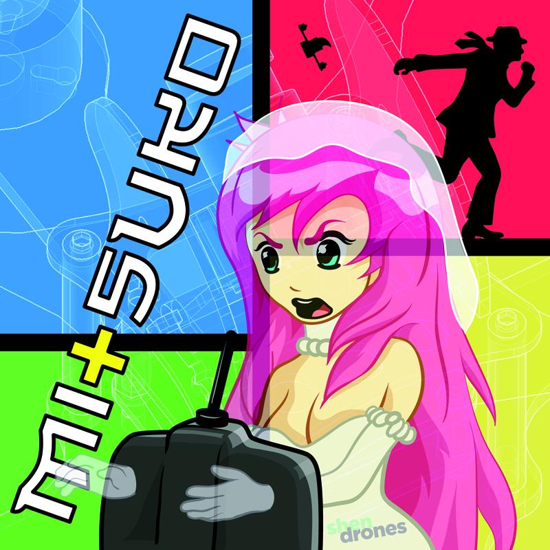 Mitsuko/Mixuko — shendrones.