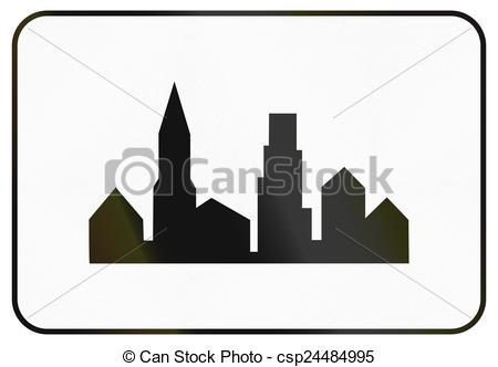 Stock Illustration of Built.
