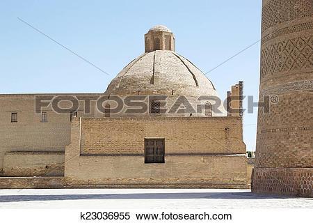 Stock Image of Bukhara k23036955.