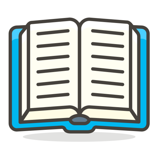Book, open Icon Free of Another Emoji Icon Set.