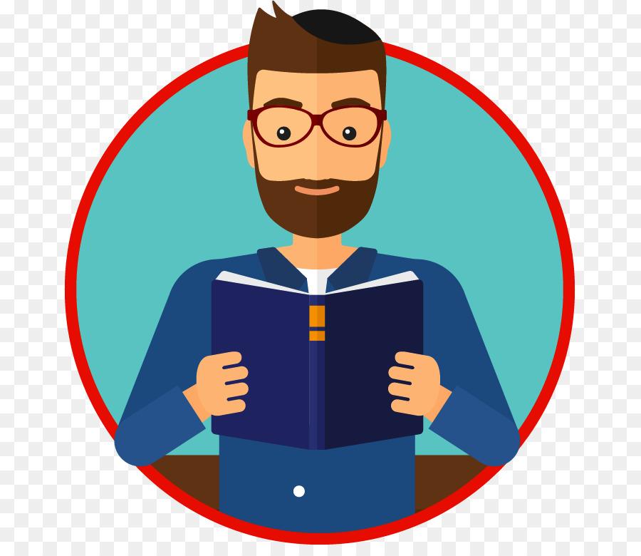 Download clip art membaca buku png clipart Book Clip art.