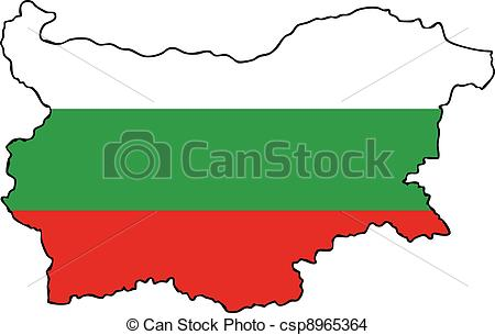 Bulgaria map Clip Art Vector Graphics. 646 Bulgaria map EPS.