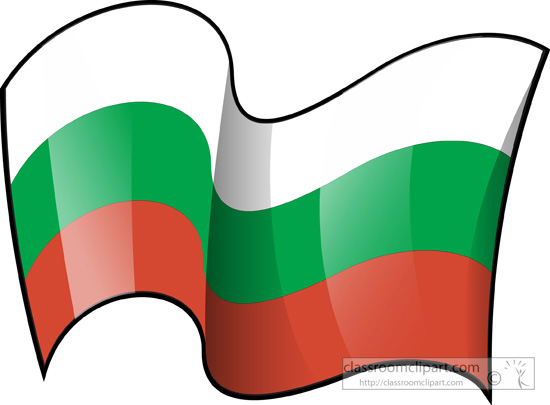 World Flags : Bulgaria.