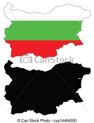 Bulgaria map Clip Art Vector Graphics. 646 Bulgaria map EPS.