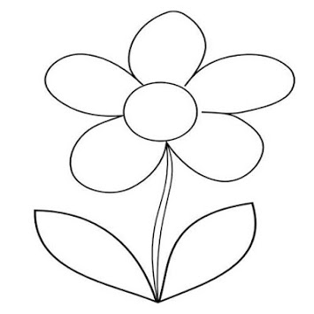 Bulaklak clipart black and white 2 » Clipart Station.