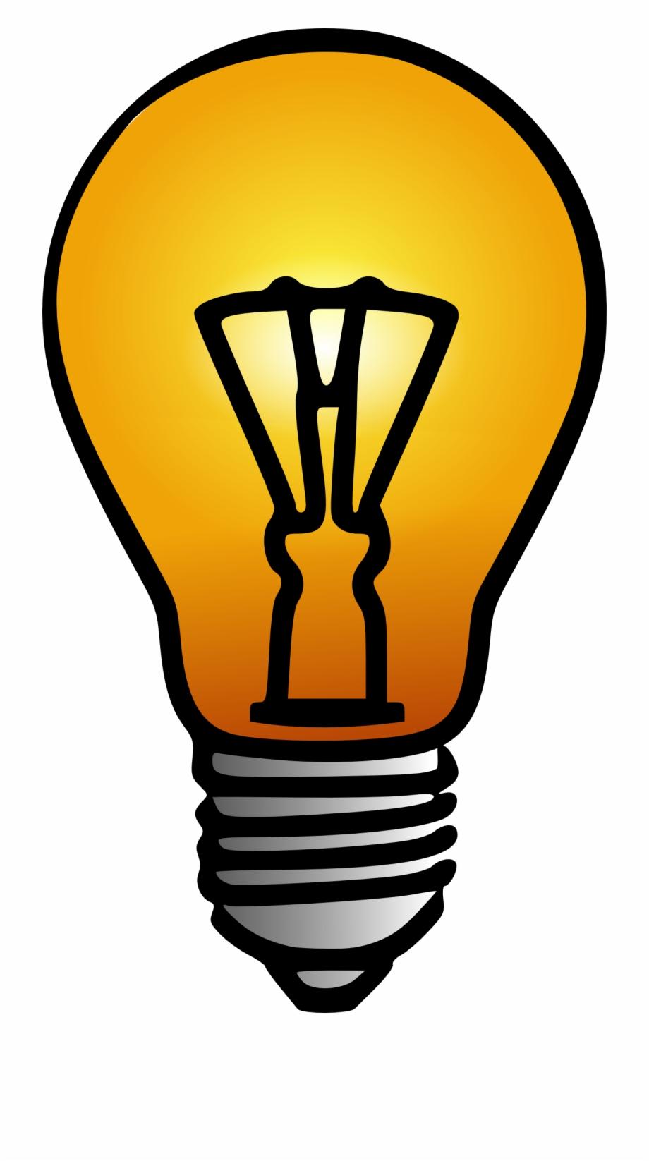 Bulb Clipart Electric Bulb.