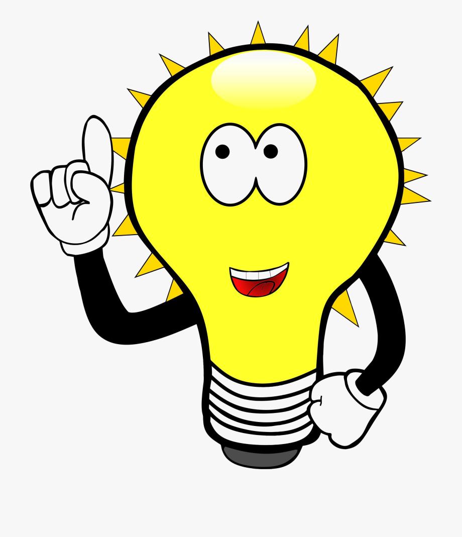 Light Bulb Clipart Png.