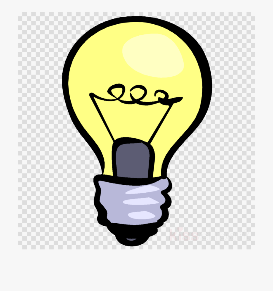 Download Light Bulb Cartoon Png Clipart Incandescent.