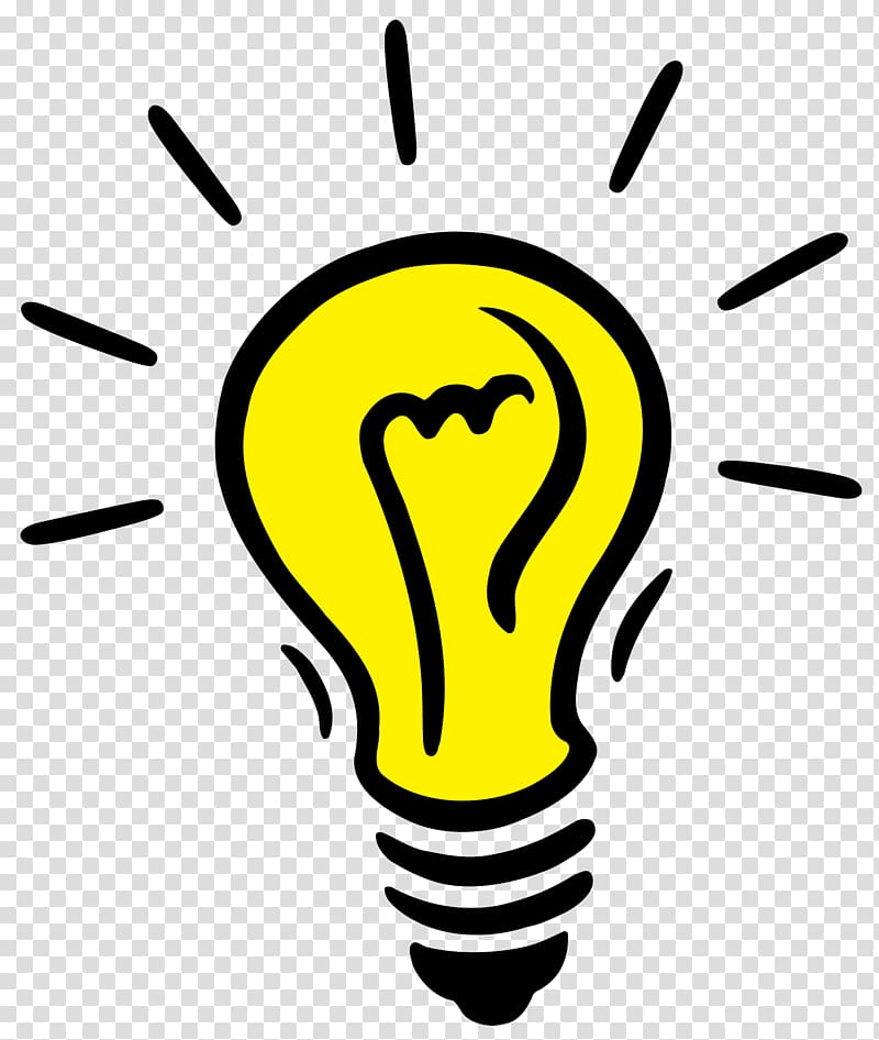Light bulbs PNG clipart images free download.