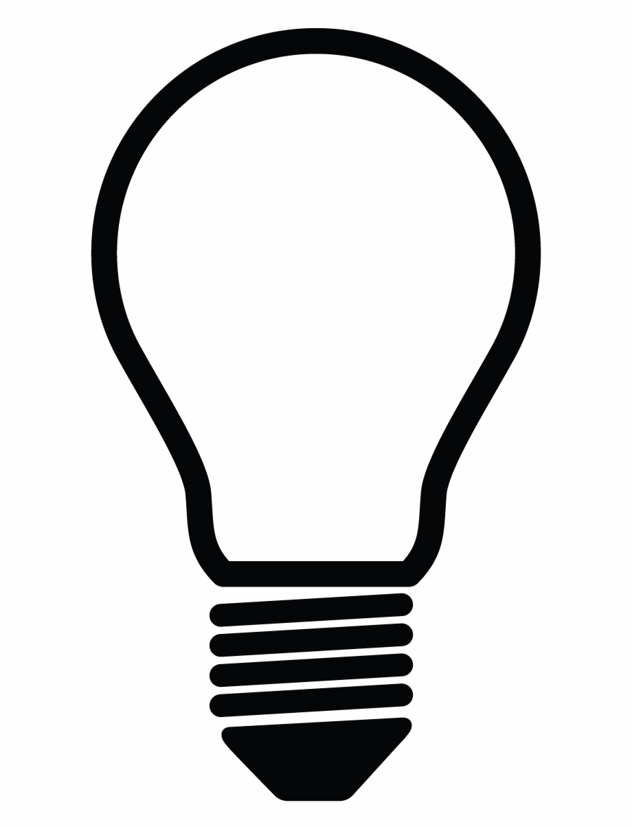Light Bulb Logo Png Clip Art Led Light.