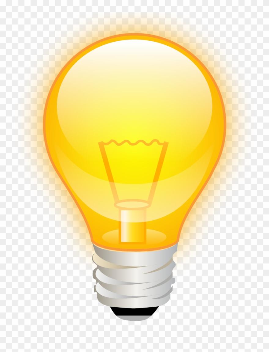 Light Bulb Clipart File.