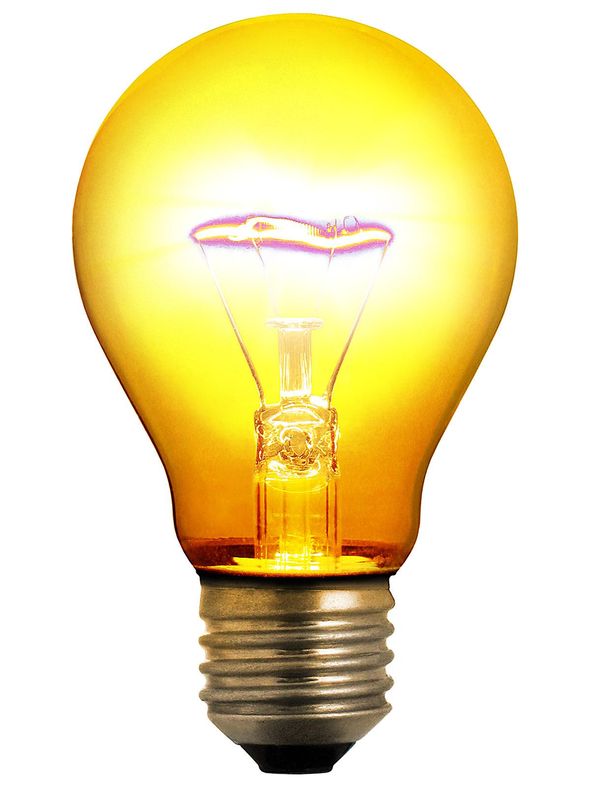 Bulb PNG Image.