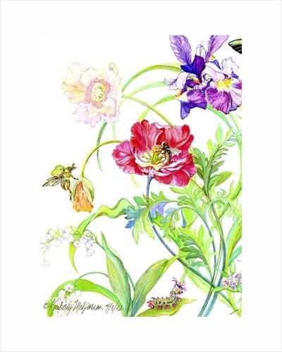 Bulbous iris posters.