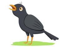 Free Bird Clipart.