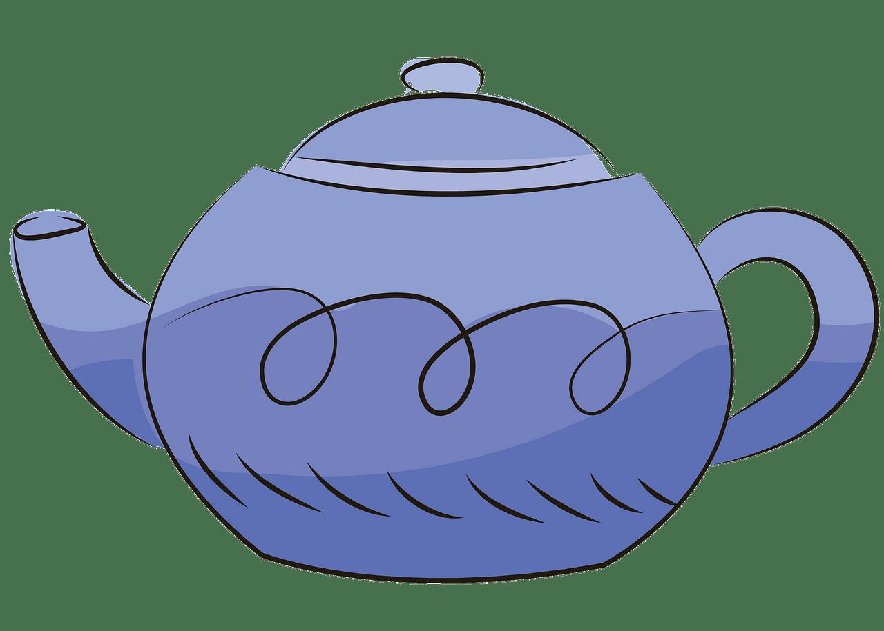 Bule de chá clipart. Download grátis..