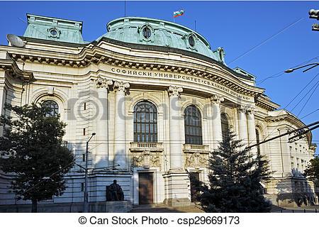 University of Sofia.