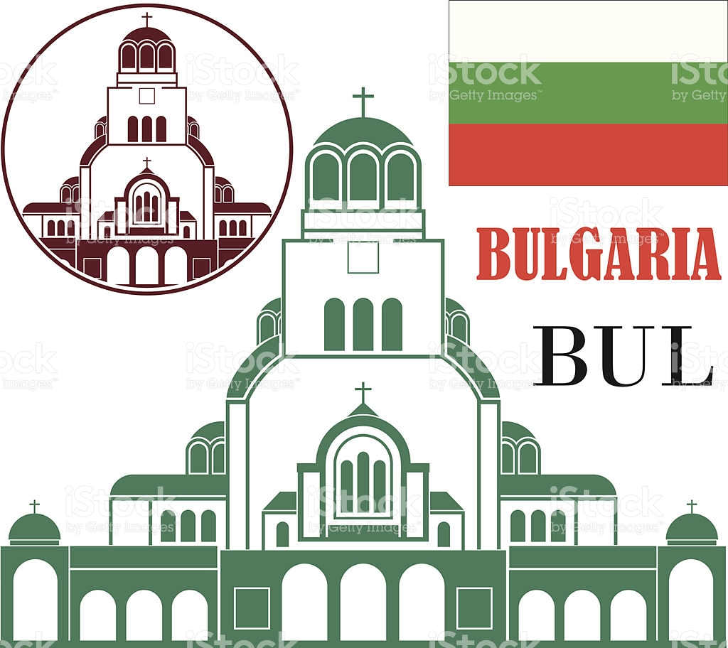 Bulgaria stock vector art 482325725.