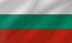 Bulgaria flag clipart.