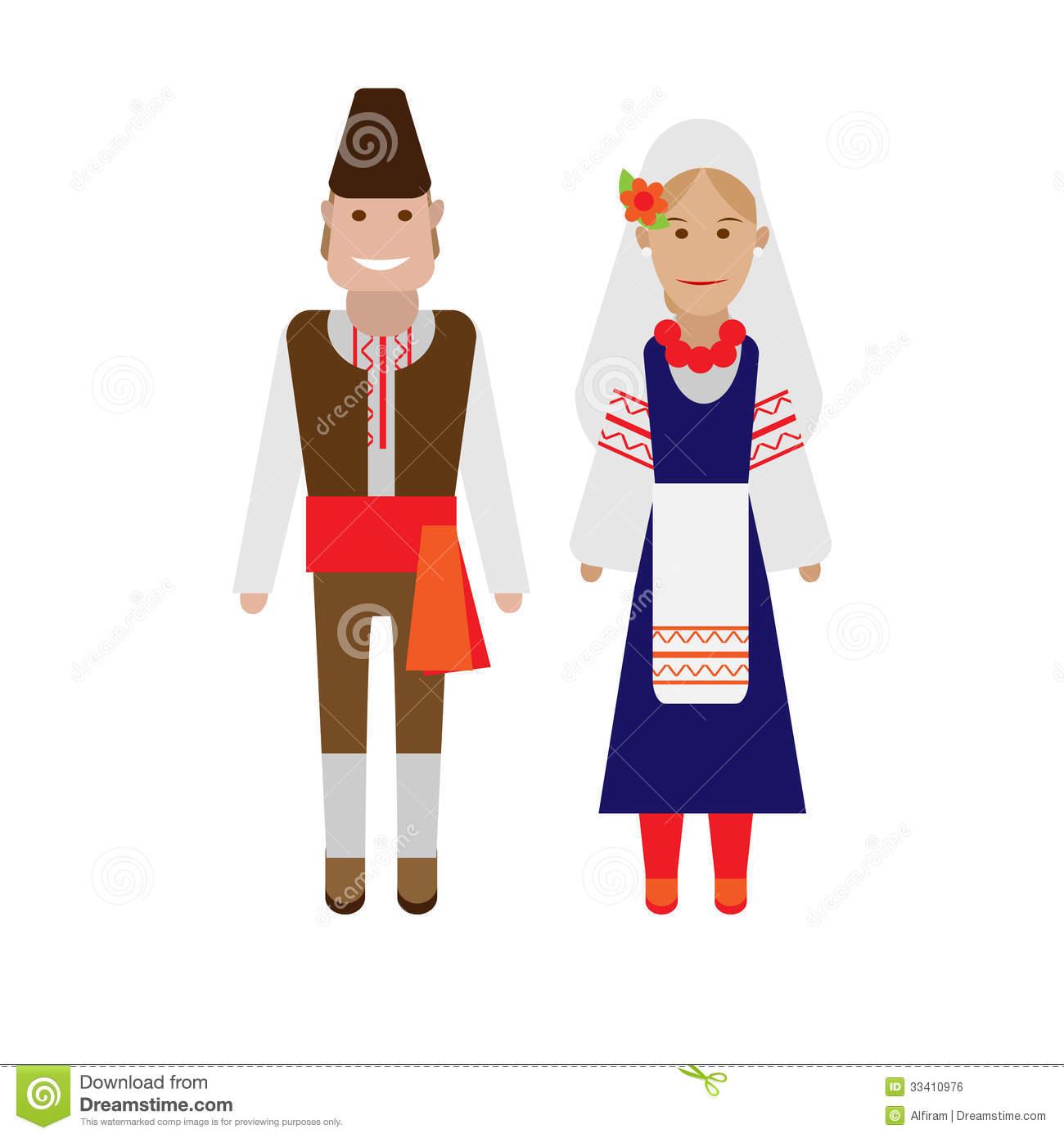 Bulgarian Stock Illustrations.