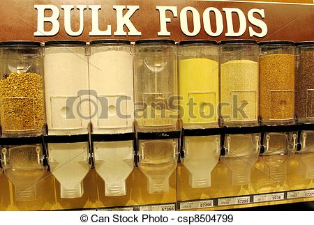 Free bulk food clipart.