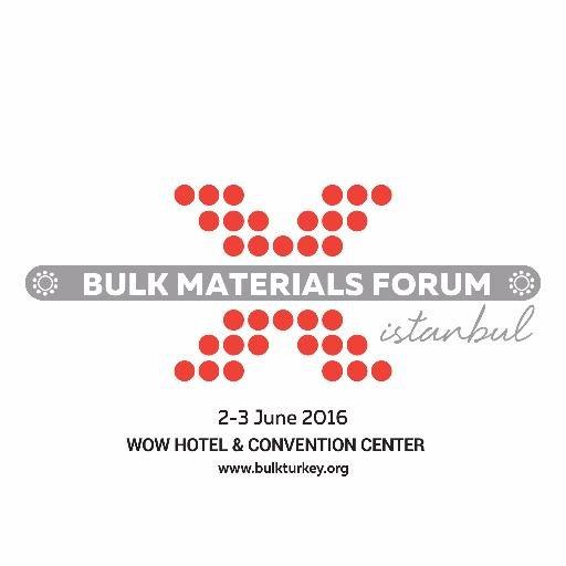 Bulk Materials Forum (@bulkturkey).