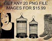clip art sale get any 20 PNG IMAGES for 15.99 bulk package deal.