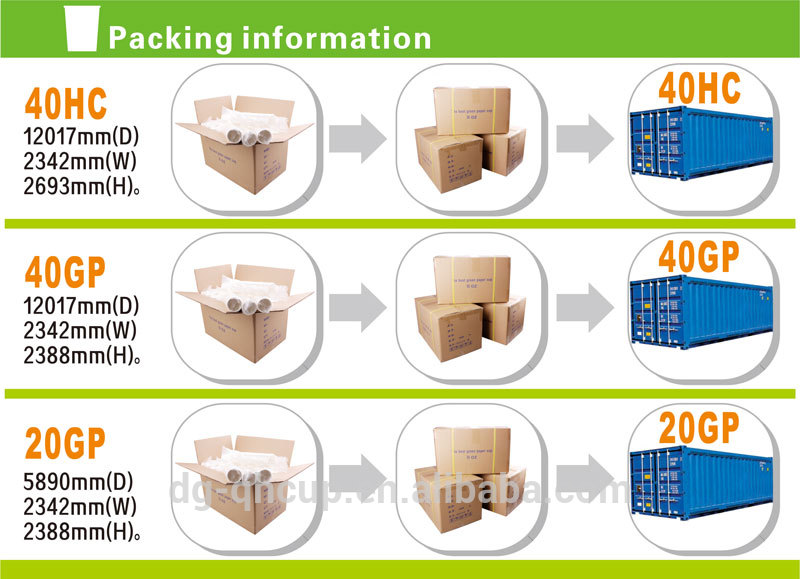 9oz 260ml Guang Dong Food Packing Factory Paper Cup China Prices.
