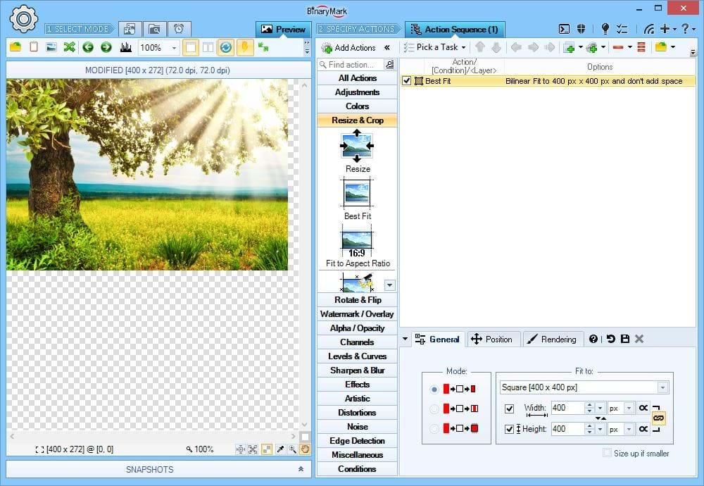 Batch Image Resizer.