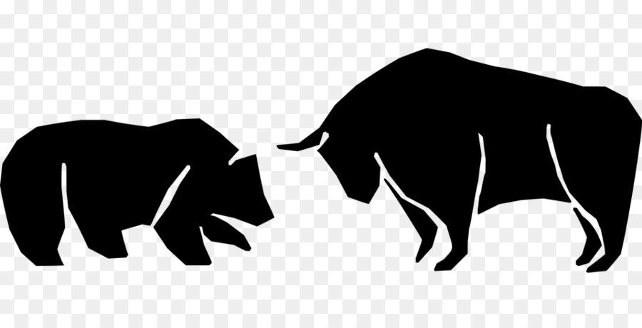 Spanish Fighting Bull Bear Clip art.