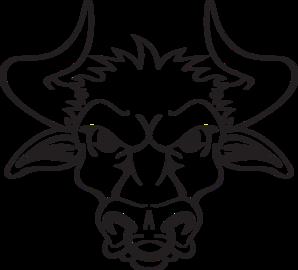 Bull Head Clipart.