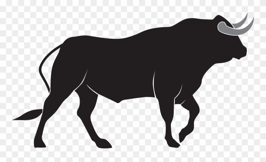 Bull Clipart Png Image.