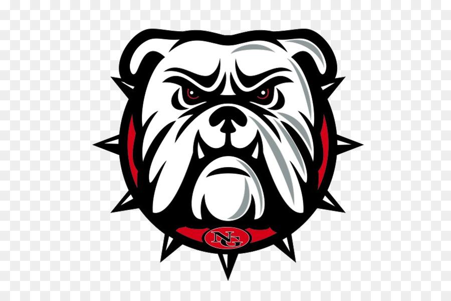 Bulldog Logo.