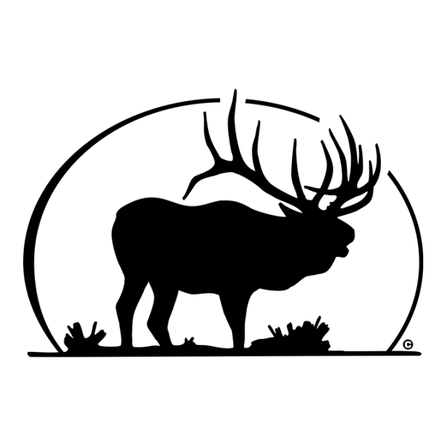 1261 Elk free clipart.