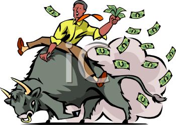 Bull Market Clipart.