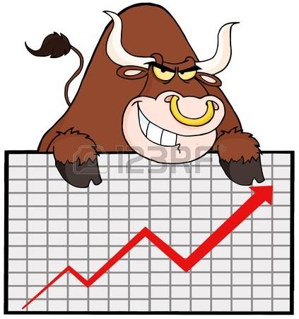 2,234 Bull Market Stock Illustrations, Cliparts And Royalty Free.