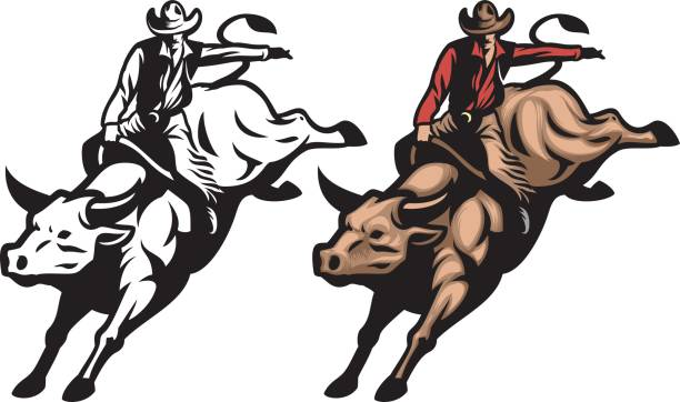 bull rider clip art 20 free Cliparts | Download images on ...