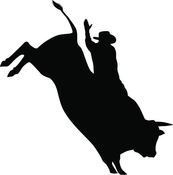 Bull rider clipart 6 » Clipart Station.