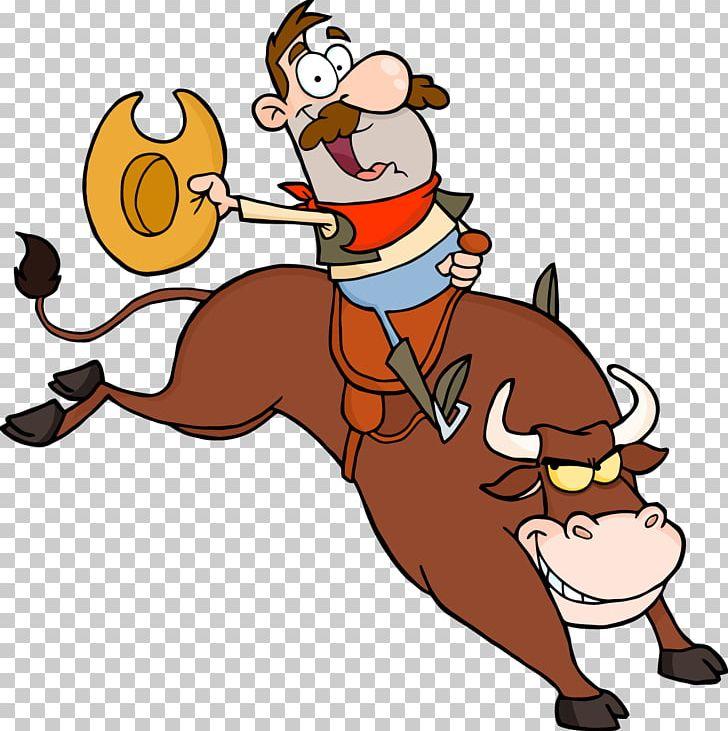 Rodeo Bull Riding PNG, Clipart, Art, Artwork, Bucking, Bull Riding.