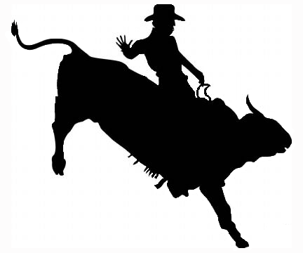 Download Free png Rodeo Bull Rider Clipart Clip Art Library.