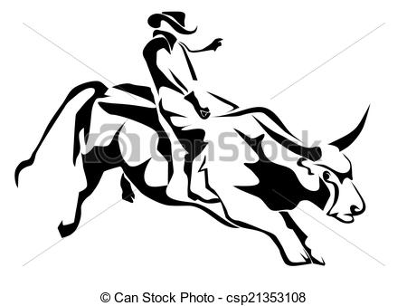 Bull riding Illustrations and Stock Art. 358 Bull riding.