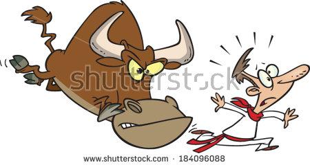 Bull Run Stock Vectors, Images & Vector Art.