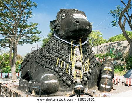 Bull Temple Stock Photos, Royalty.