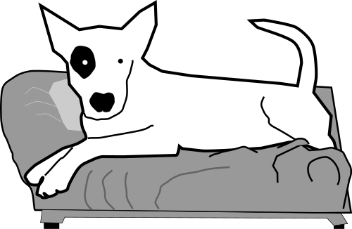 Bullterrier Clip Art Download.