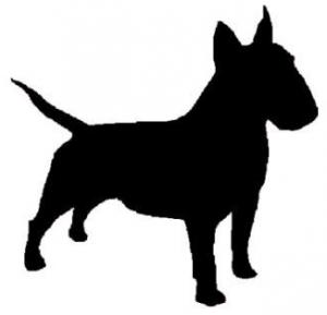 Bull Terrier Clip Art Download.