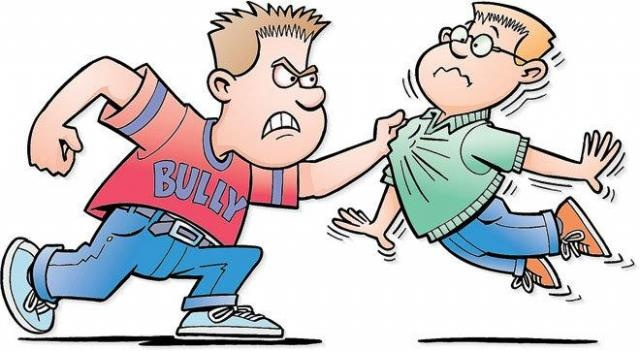 clipart of bullying #13