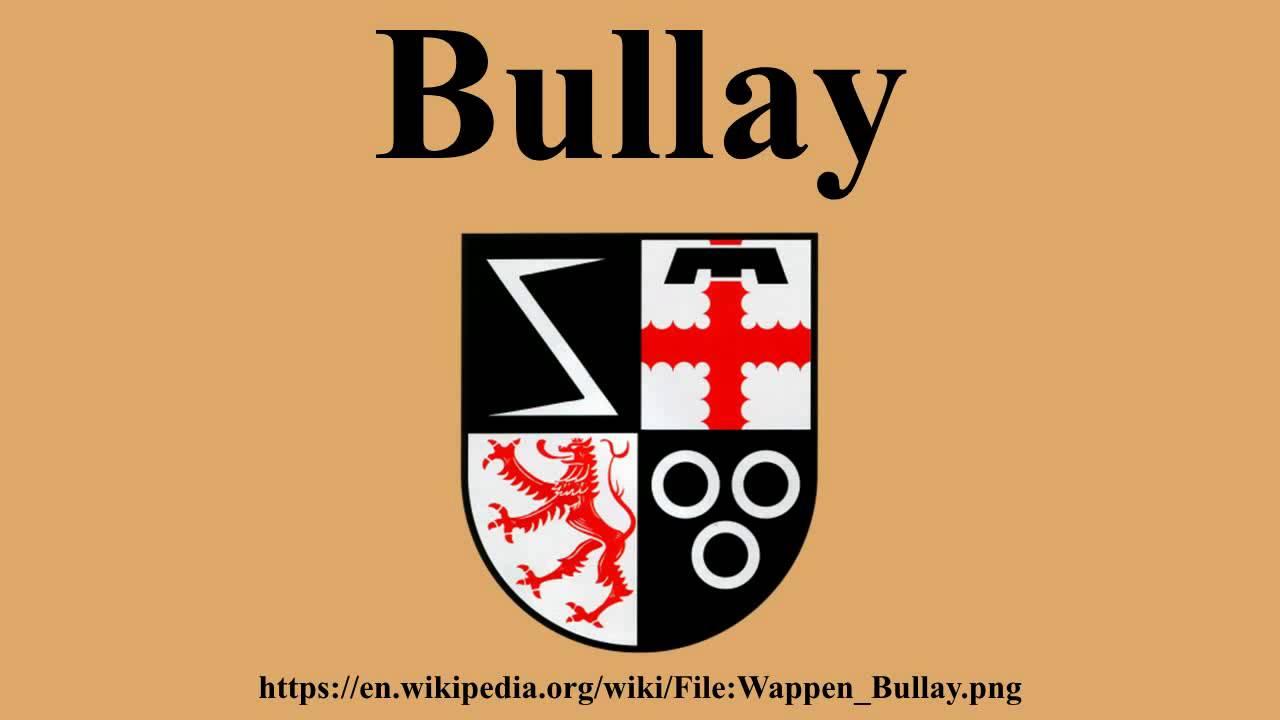 Bullay.