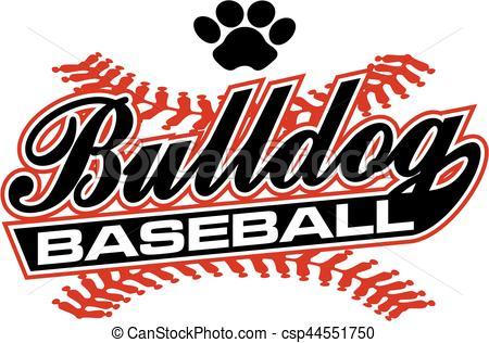 bulldog baseball.